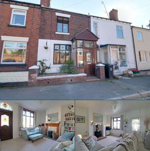 2 bedroom terraced house for sale - George Street, Audley