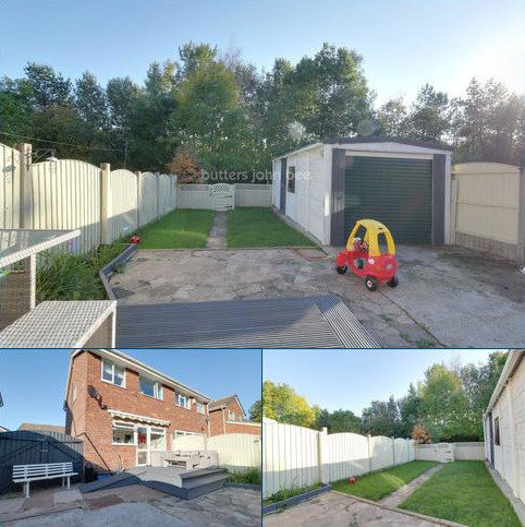 3 bedroom semi-detached house for sale - Dane Gardens, Kidsgrove, Stoke-on-trent