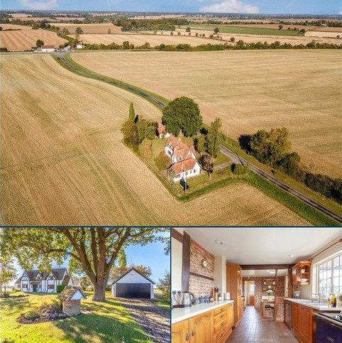 4 bedroom detached house for sale - Aythorpe Roding, Dunmow, Essex, CM6