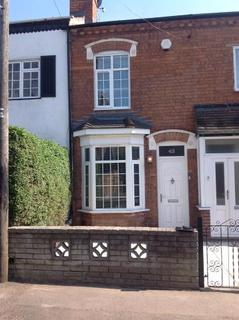 2 bedroom terraced house to rent - Northfield Road, Harborne, Birmingham B17