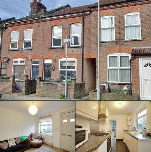 3 bedroom terraced house for sale - Frederick Street, Off Old Bedford Road