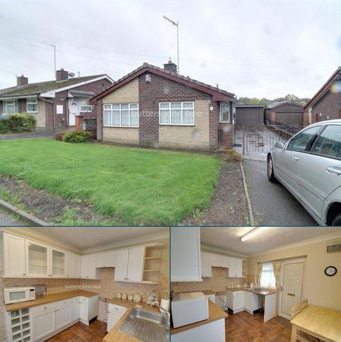 2 bedroom bungalow for sale - Langland Drive, Blurton, ST3 2EU