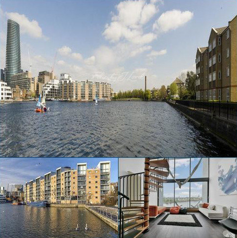 2 bedroom flat for sale - City Harbour, Crossharbour, E14