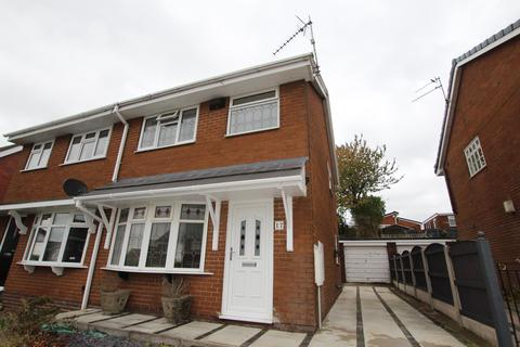 3 bedroom semi-detached house to rent - Browning Grove, Talke, ST71PD
