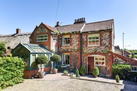 3 bedroom link detached house for sale - Bluebell Road, Norwich