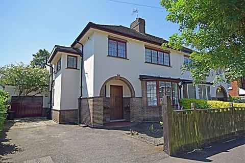 4 bedroom semi-detached house for sale - Grove Avenue, Norwich