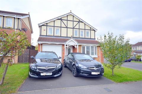 4 bedroom detached house for sale - Ashbourne Drive, Coxhoe, Durham, DH6 4SP
