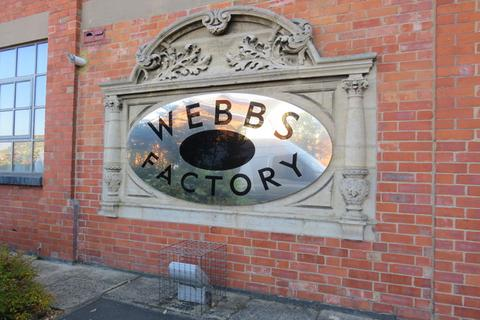 1 bedroom apartment for sale - Webbs Factory, Brockton Street, Northampton, NN2