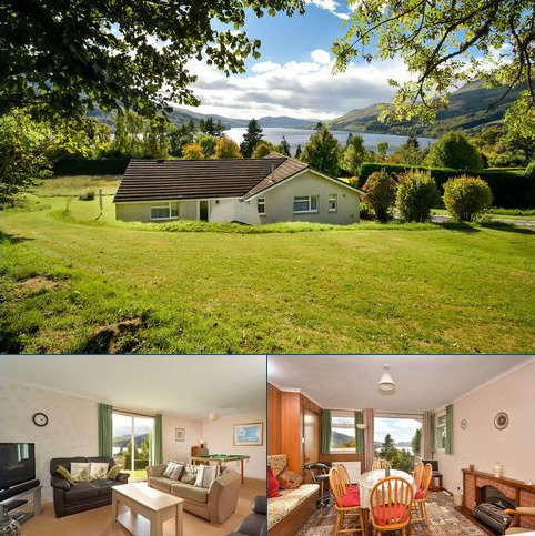 3 bedroom detached house for sale - Briar Croft, Fearnan, Aberfeldy, Perthshire, PH15