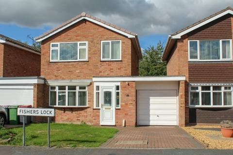 3 bedroom link detached house for sale - 51 Fishers Lock, Newport, Shropshire, TF10 7SU