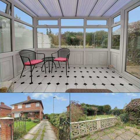 3 bedroom end of terrace house for sale - Davenport Avenue, Crewe
