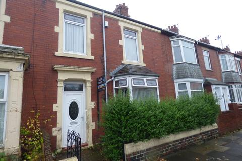 3 bedroom terraced house for sale - Claremont Terrace, Blyth, Northumberland, NE24 2LE