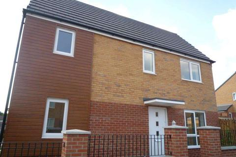 3 bedroom semi-detached house to rent - Dysart Street, Beswick, Manchester, M11 3BG
