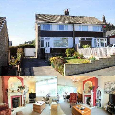 3 bedroom semi-detached house for sale - 45 Astral Avenue, Hipperholme HX3 8NN