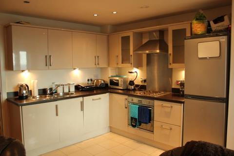 2 bedroom flat to rent - Masshouse Plaza, City Centre, Birmingham, B5 5JF