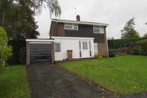 3 bedroom detached house to rent - Maserfield Close, Oswestry SY11