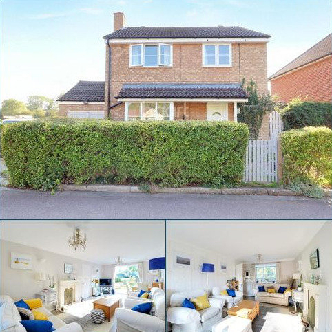3 bedroom detached house for sale - Manor Close, Harston