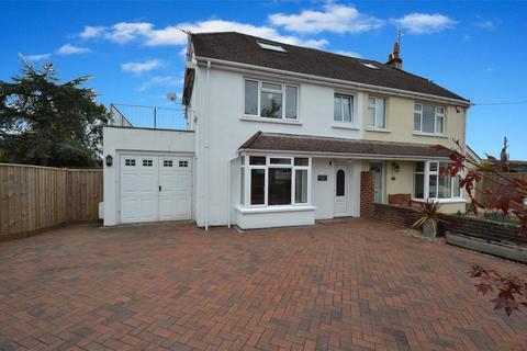 4 bedroom semi-detached house for sale - Hillcrest Road, Barnstaple