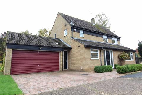 4 bedroom detached house for sale - St Marys Close, Bramford