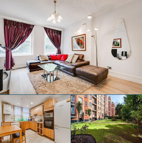 3 bedroom flat for sale - SANDRINGHAM COURT, MAIDA VALE, LONDON