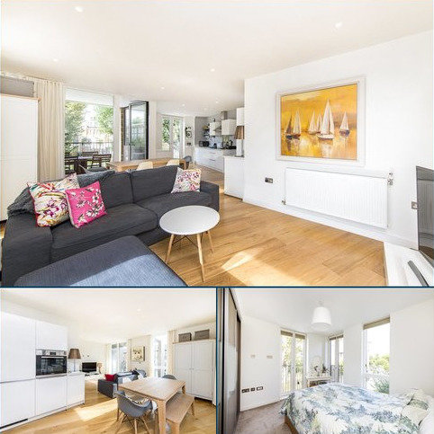 2 bedroom flat for sale - Gorefield Place, Queen's Park, London, NW6