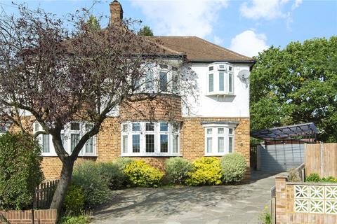 3 bedroom semi-detached house for sale - Cromford Way, New Malden