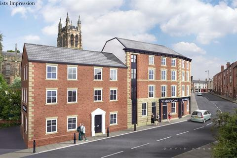 Studio for sale - Apartment 16, 6-10 St Marys Court, Millgate, Stockport, Cheshire