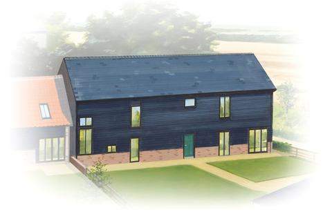 5 bedroom semi-detached house for sale - Dotterell Hall Barns, Balsham, Cambridge, CB21