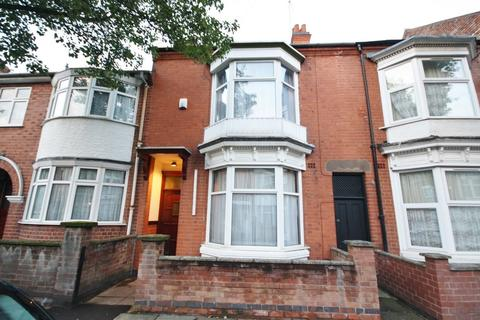 6 bedroom terraced house to rent - Harrow Road, West End, Leicester, LE3