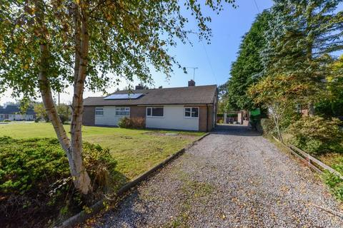 2 bedroom semi-detached bungalow for sale - Birch Rise, Hookgate, Market Drayton