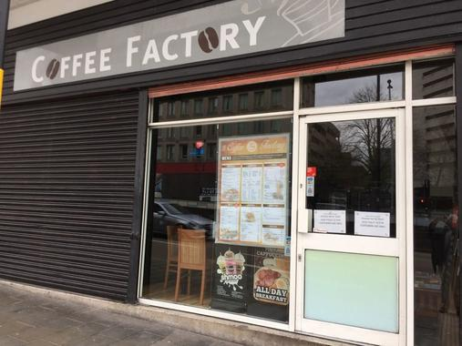 Lease For Sale Coffee Factory Birmingham Cafe 75000