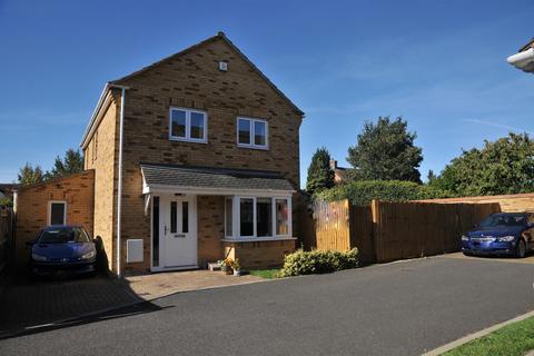 3 bedroom detached house for sale - Woodcote Close, Peterborough