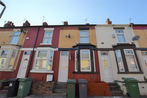 2 bedroom terraced house for sale - Yelverton Road, Birkenhead