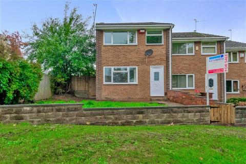 3 bedroom townhouse for sale - Armley Ridge Road, Armley, Leeds, West Yorkshire, LS12