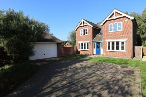 4 bedroom detached house for sale - Blackley Close, Macclesfield