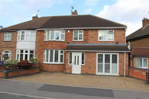 4 bedroom semi-detached house for sale - Stonehurst Road, Braunstone, Leicester