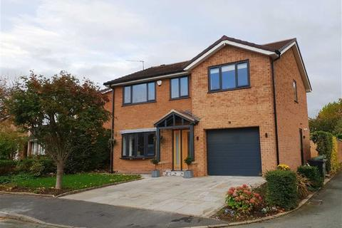 4 bedroom detached house for sale - Bramley Close, Wilmslow