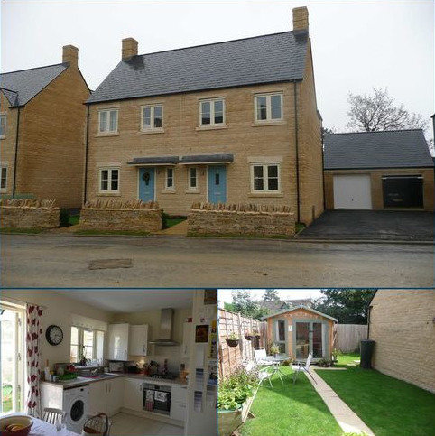 3 bedroom semi-detached house to rent - The Furrows, Bourton On The Water, Gloucestershire