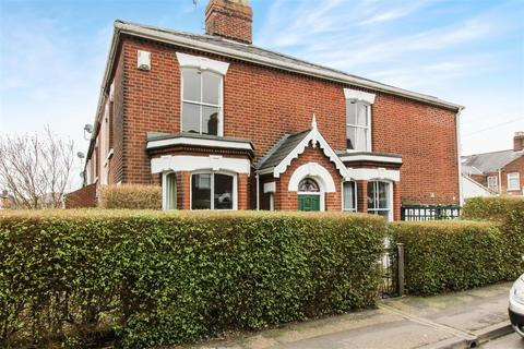 2 bedroom end of terrace house for sale - Cricket Ground Road, Norwich, NR1