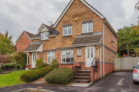 3 bedroom semi-detached house for sale - Wicklow Close, Pontprennau, Cardiff