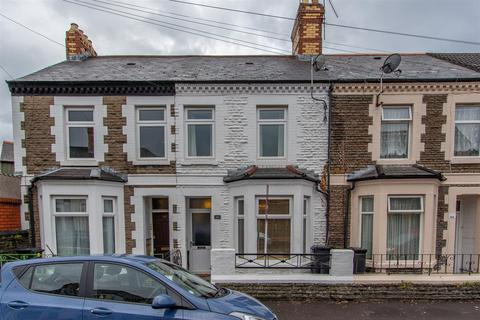 2 bedroom terraced house for sale - Angus Street, Cardiff
