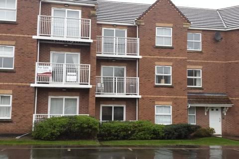2 bedroom apartment to rent - 2 bedroom, Furnished, 1st Floor Flat, Kilderkin Court, Cheylesmore, Coventry. CV1 2UF