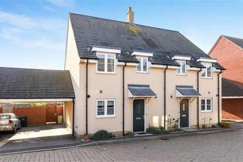 3 bedroom semi-detached house for sale - Knoll Gardens, Bedford