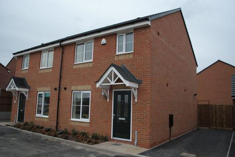 3 bedroom semi-detached house to rent - Palisade Close, Newport