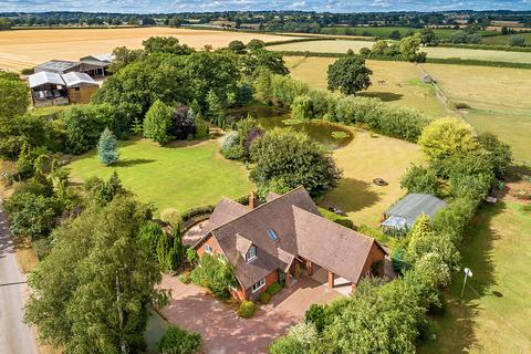5 bedroom detached house for sale - The Withy, Sambrook, Newport, TF10 8AP