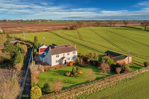 4 bedroom detached house for sale - Oak Meadow Lodge, Bromstead Common, Newport, TF10 9DG