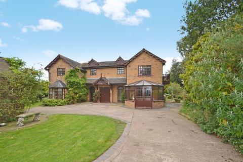 4 bedroom detached house for sale - Gnosall Road, Knightley, ST20 0JS