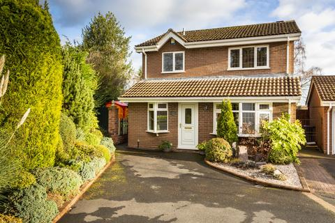 4 bedroom detached house for sale - Fair Oak, Newport, TF10 7LR