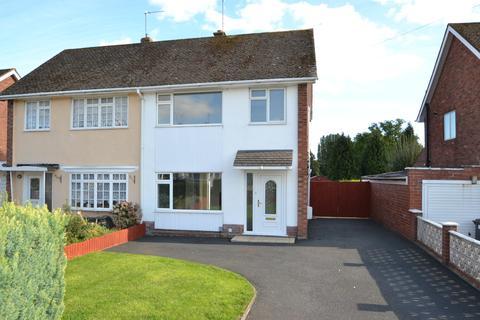 3 bedroom semi-detached house for sale - Barnmeadow Road, Newport, TF10 7NS