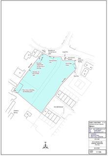 Land for sale - Land Adjacent to 27 Water Lane, Newport, Shropshire TF10 7LD